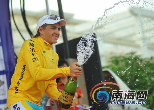 TOUR OF HAINAN  --Chine-- 11 au 19.10.2010 I111