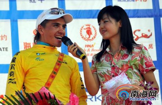 TOUR OF HAINAN  --Chine-- 11 au 19.10.2010 Igl10