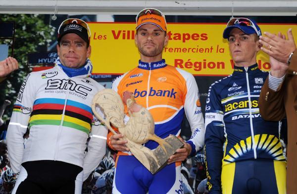 GP DE WALLONIE --Belgique-- 15.09.2010 Mar11