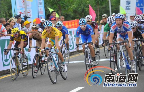 TOUR OF HAINAN  --Chine-- 11 au 19.10.2010 V113
