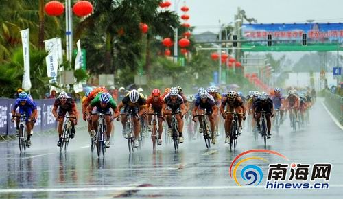 TOUR OF HAINAN  --Chine-- 11 au 19.10.2010 V214