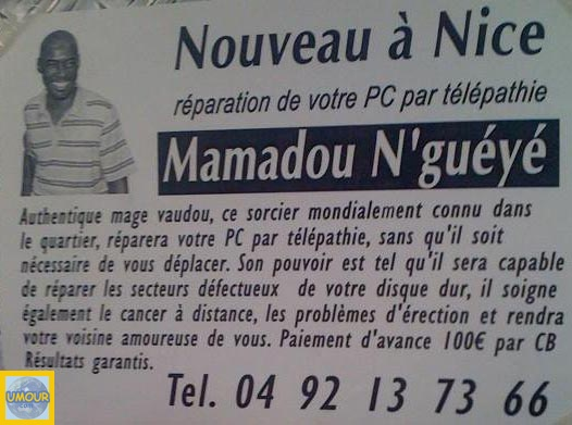 Images comiques..et insolites .. Mamado10