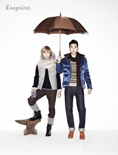 [PHOTOSHOOT] 2min for Esquire Korea 1ewd10
