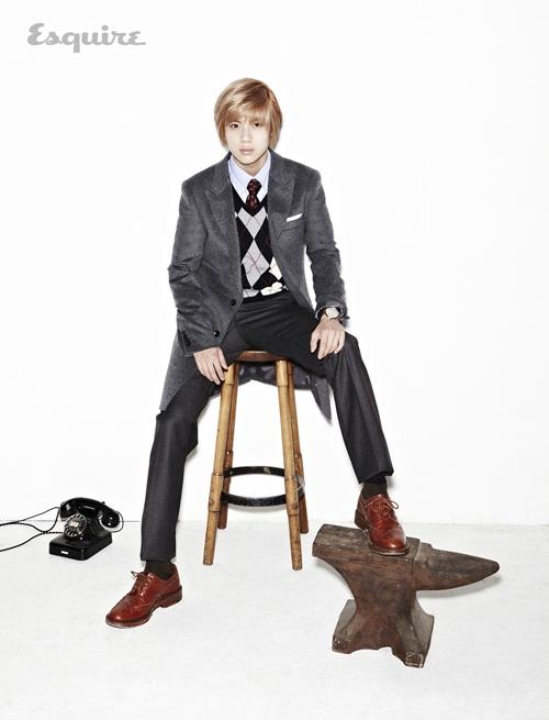 [PHOTOSHOOT] 2min for Esquire Korea 20101010