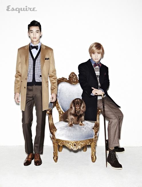 [PHOTOSHOOT] 2min for Esquire Korea Defjds10