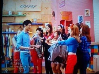 [NEWS]MINHO is SNSD Gee Japanese Version MV Posted14