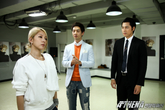 [NEWS]SHINee to appear on ATHENA (the k-drama) Posted19