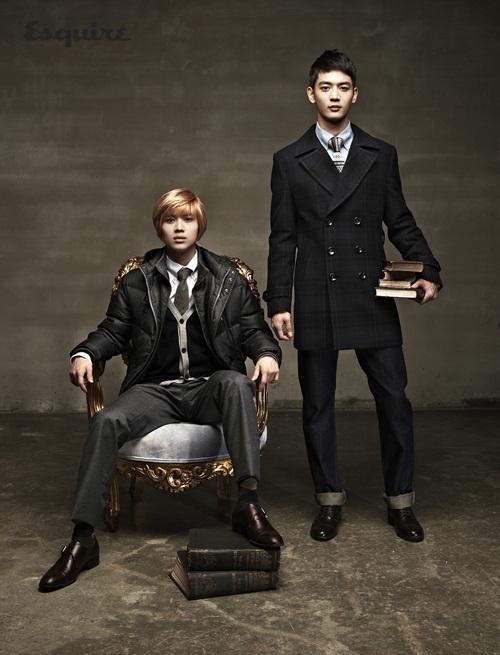 [PHOTOSHOOT] 2min for Esquire Korea Tumblr75