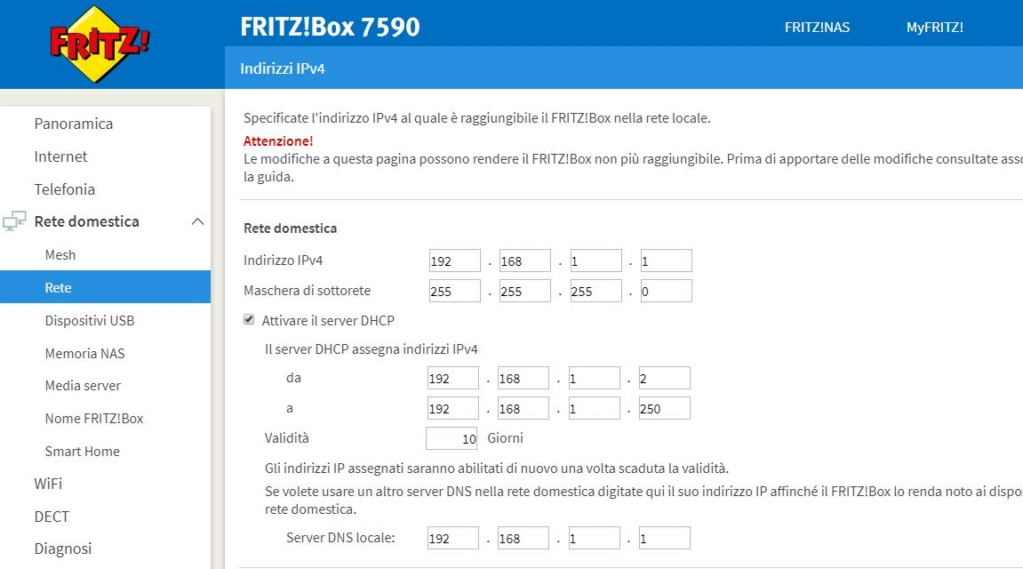 VODAFONE STATION E FRITZBOX 7490 IN CASCATA (NO VPN/MYFRITZ) - Pagina 2 Ipconf10