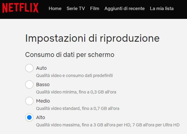 Problemi streaming fritzbox 3272 Netfli10