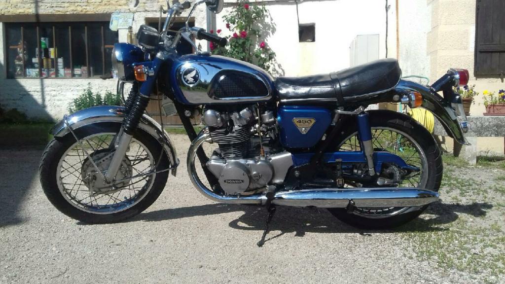 Histoire de la moto. - Page 2 45012