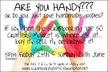 June Crafters Market promo June_c13