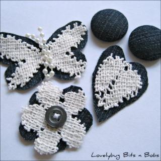 Lovelybug Bits n Bobs EMBELLISHMENT KITS! Shabby11