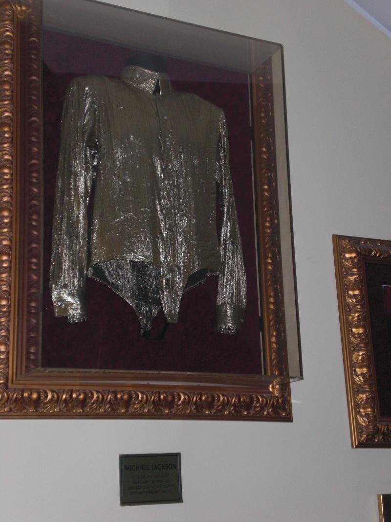 La giacca di Beat It sarà esposta all'Hard Rock Café Cimg2310