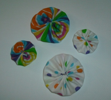 Burdy's Yoyo flowers/kits!! Pack_213