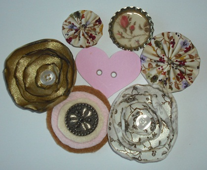 Burdy's Handmade Embellies Kits!! :) Vintag10