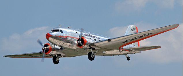 le  McDonnell Douglas Dc-410