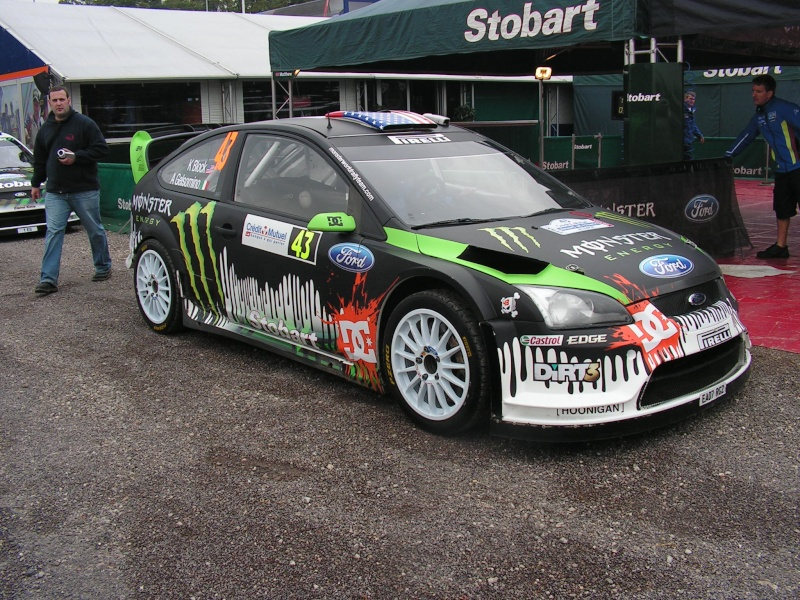 Retour du rallye ALSACE-VOSGES WRC Rallye11
