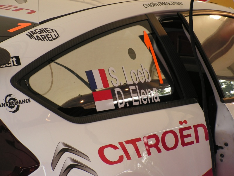 Retour du rallye ALSACE-VOSGES WRC Rallye12