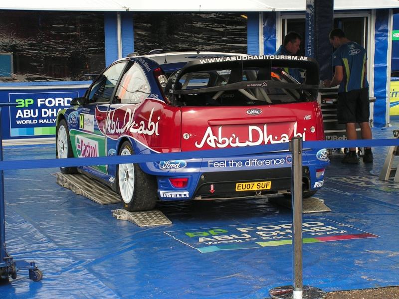 Retour du rallye ALSACE-VOSGES WRC Rallye15
