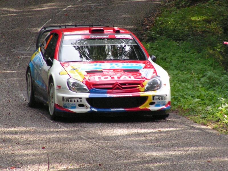 Retour du rallye ALSACE-VOSGES WRC Rallye22
