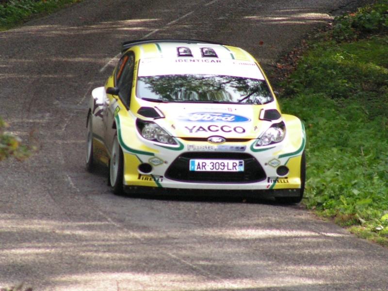 Retour du rallye ALSACE-VOSGES WRC Rallye25