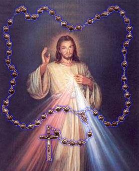 Tswv Ntuj txoj kev Khuv Leej Neeg.( Neuvaine à la Divine  Miséricorde) Divine10