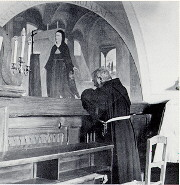 Padre Pio thaum ua neej nyob Foto1910