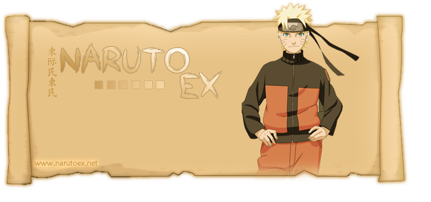 New Naruto EX - Beta Version