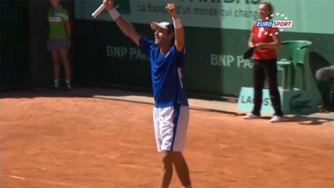 Video Roland Garros 2011 Srrgie11