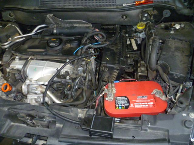 Placement d'un boitier additionnel - RACECHIP P1000721