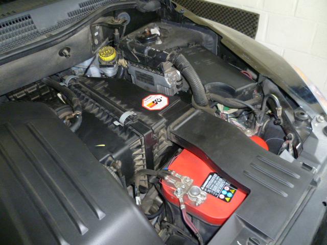 Placement d'un boitier additionnel - RACECHIP P1000725