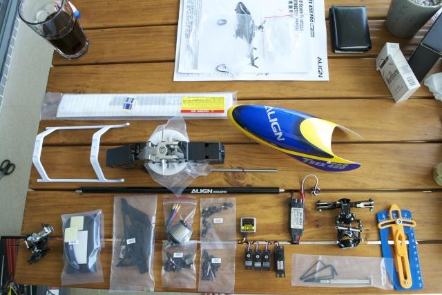 Trex 450 Pro + fuso Airwolf _dsc0011