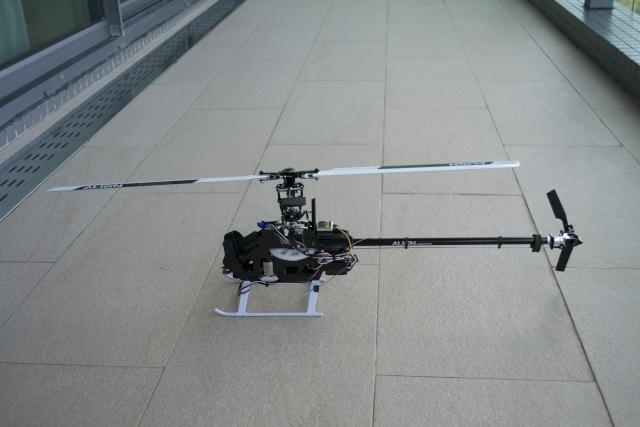 Trex 450 Pro + fuso Airwolf _dsc0012