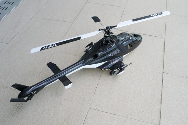 Trex 450 Pro + fuso Airwolf _dsc0014