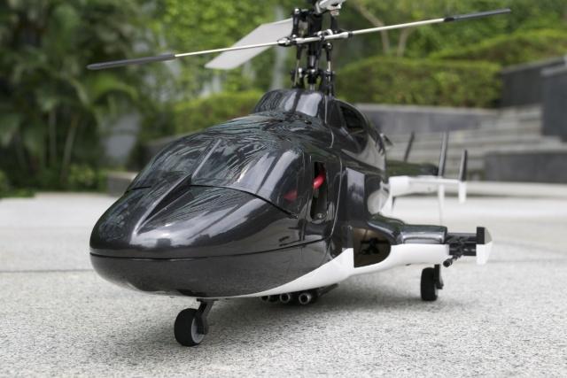 Trex 450 Pro + fuso Airwolf _dsc0015