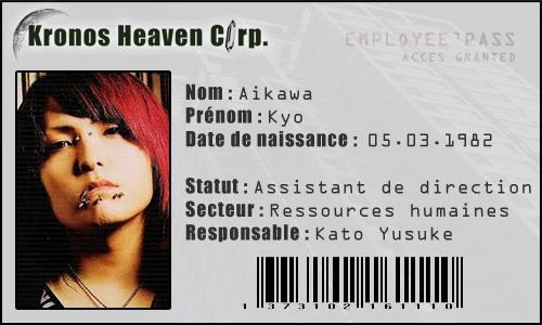 Regarde une feuille de personnage Aikawa10