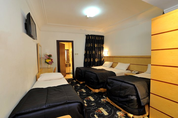 حجز فندق المقام السكنى - المقام السكنى مكة المكرمة  1712