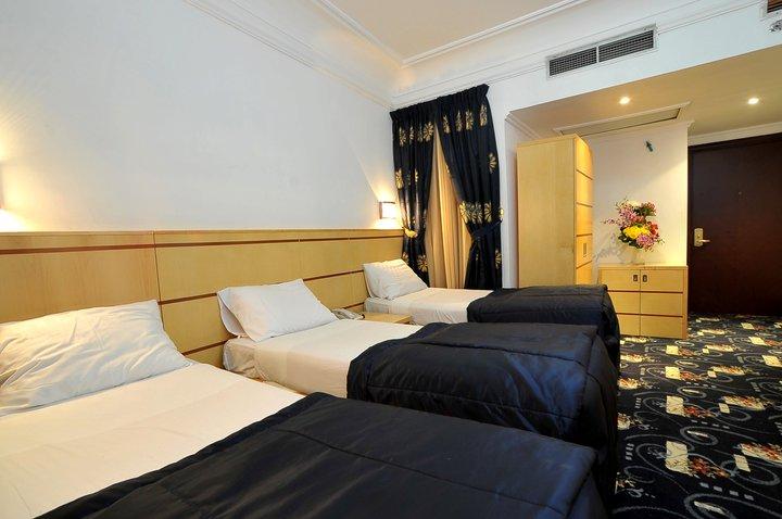 حجز فندق المقام السكنى - المقام السكنى مكة المكرمة  1812