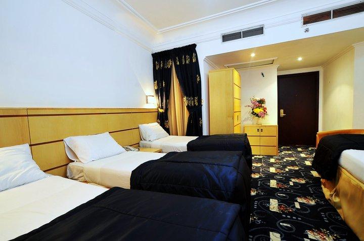 حجز فندق المقام السكنى - المقام السكنى مكة المكرمة  1912