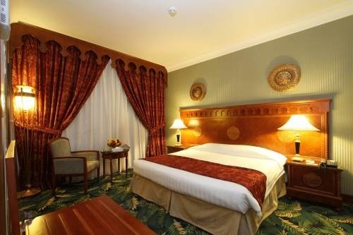 حجز فندق رمادا الحمرا فى المدينة المنورة - فندق رمادا الحمرا 2111