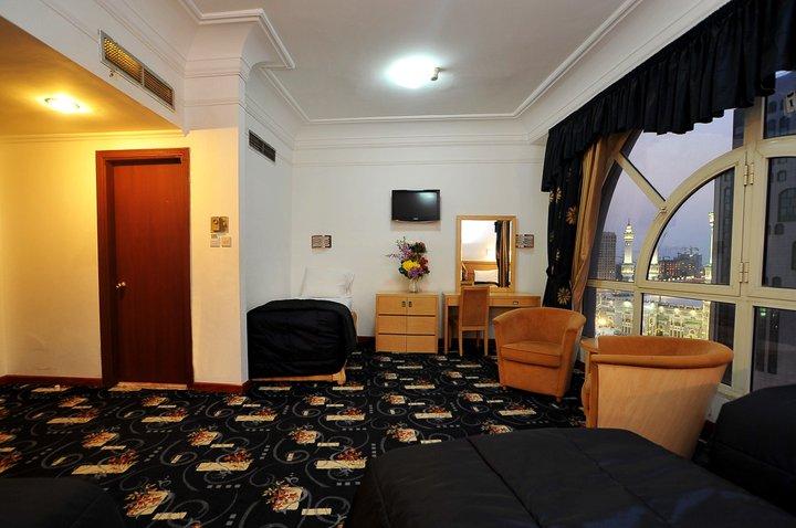 حجز فندق المقام السكنى - المقام السكنى مكة المكرمة  220