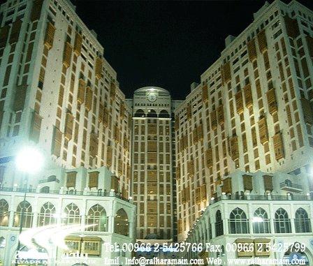 اسعار حجز وعروض فندق هيلتون فى مكة المكرمة Makkah Hilton Hotel 2710
