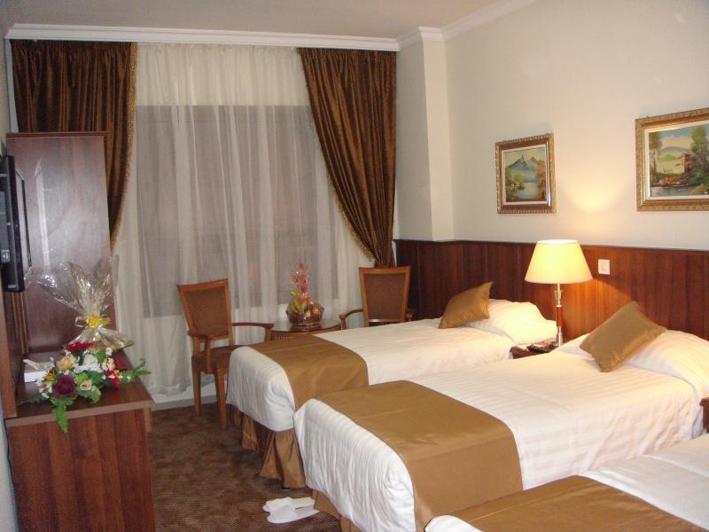 حجز فندق دار الايمان جراند المدينة المنورة  Dsc00711