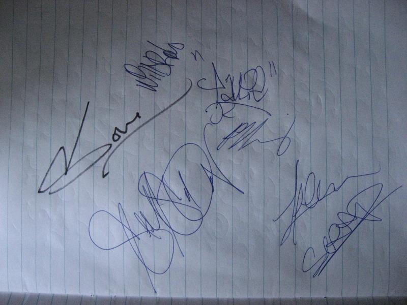 Justice Crew signatures! Img_4811