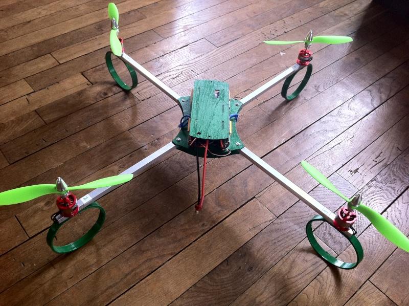 Les Mutli-rotors des membres du club Img_0916