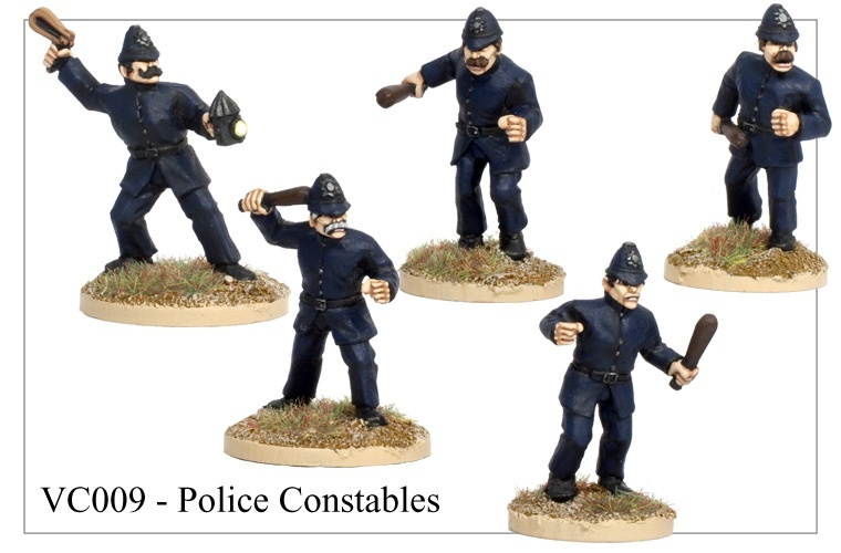 Empress Miniatures Police10