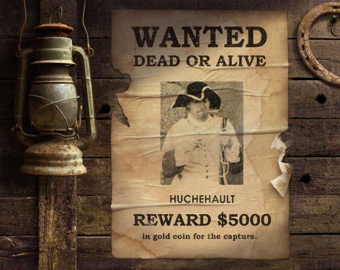Wanted Dead or Alive Wanted10