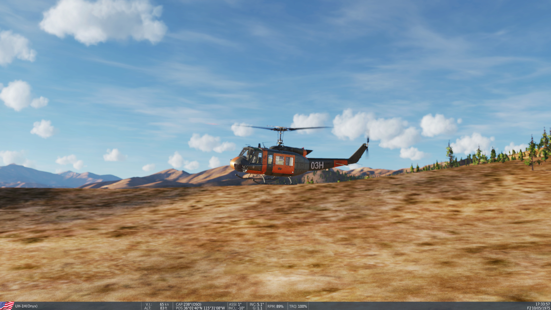 [Cursus UH-1H Huey] Photos de nos missions Scree167