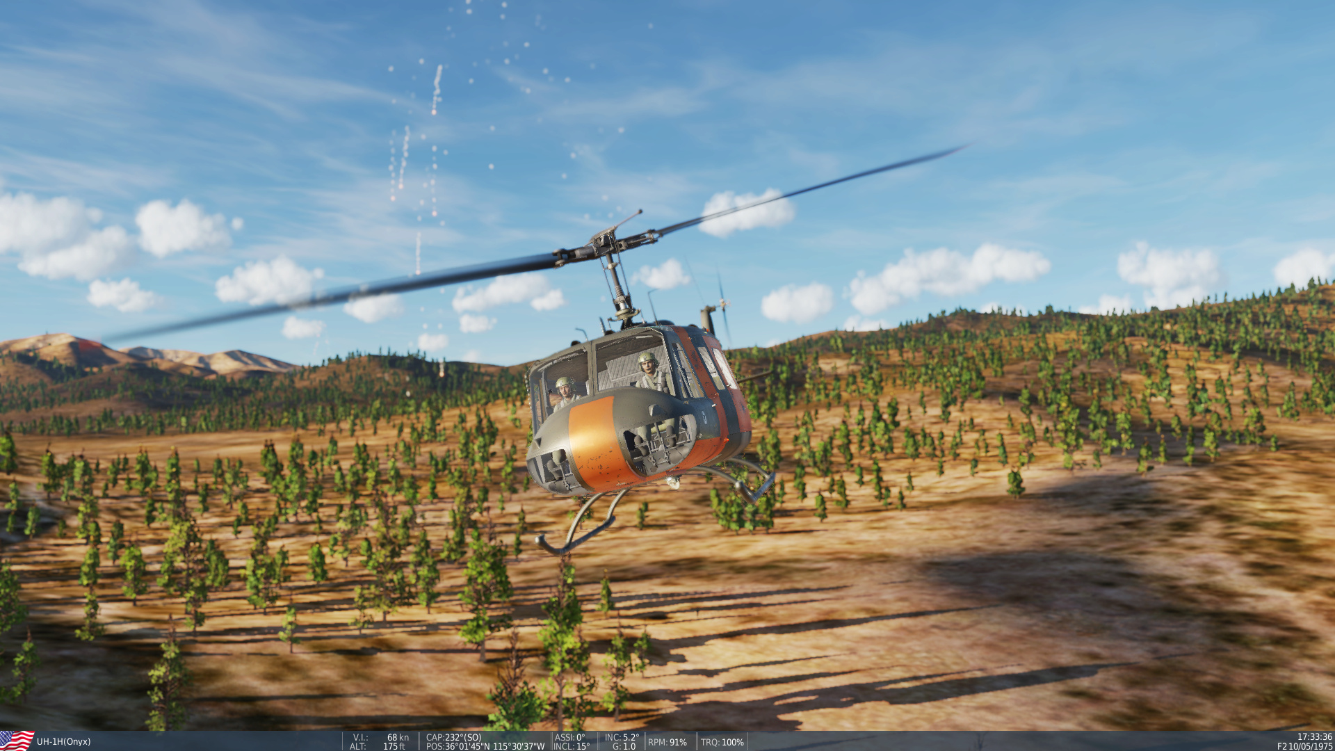 [Cursus UH-1H Huey] Photos de nos missions Scree168